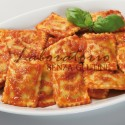 Ravioli pomodoro e basilico senza glutine