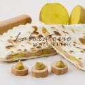 Crescione wurstel, patate, senape