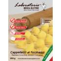 Cappelletti senza uova e senza glutine formato singolo