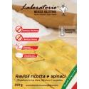 Ravioli senza uova - Formato singolo