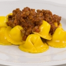 Cappelletti with ragù