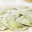 Mezzelune (vegan Pasta) mit Tofu
