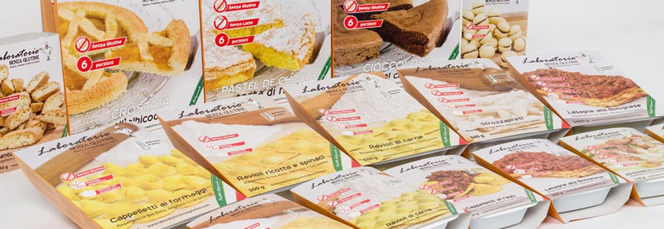 prodotti freschi senza glutine