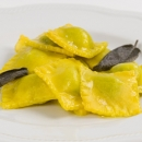 Ravioli sage and butter