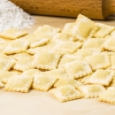 Ravioli for broth