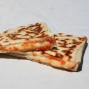 Crescione pomodoro mozzarella