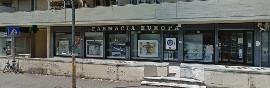 Farmacia Europa Firenze
