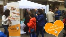 Laboratorio Senza Glutine conquista Alessandria: tantissimi alla degustazione