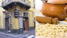 Una farmacia con alimenti freschi senza glutine, artigianali e genuini