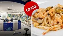 Assaggia gratis a Roma i nostri piatti genuini senza glutine
