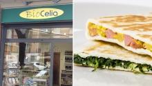 Alimenti fatti a mano e naturali senza glutine da BioCelia Pesaro
