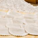 Mezzelune con champiñones (pasta vegana)