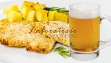 Assaggi gratuiti di piatti e birra senza glutine sabato a Busto Arsizio
